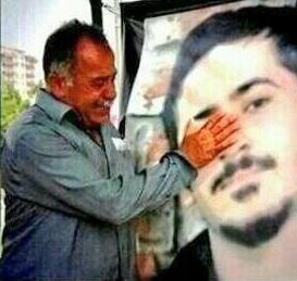 bir babanın gözyaşı