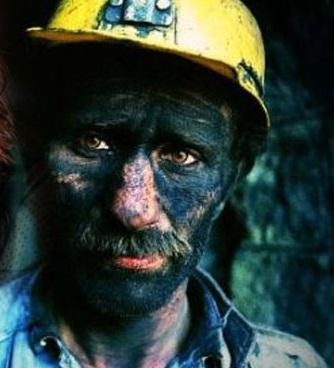 kömür işçisi