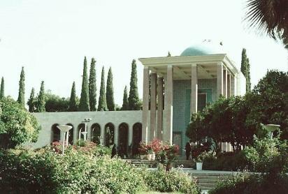 Saadi-mezarı