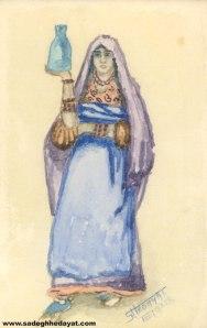 köylü kadın
