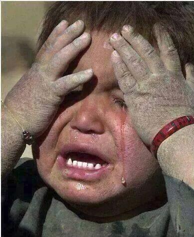 ağlayan çocuk