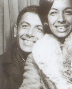 İbrahim ve kızı Leyli